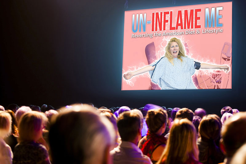 Host an Un-Inflame Me Screening