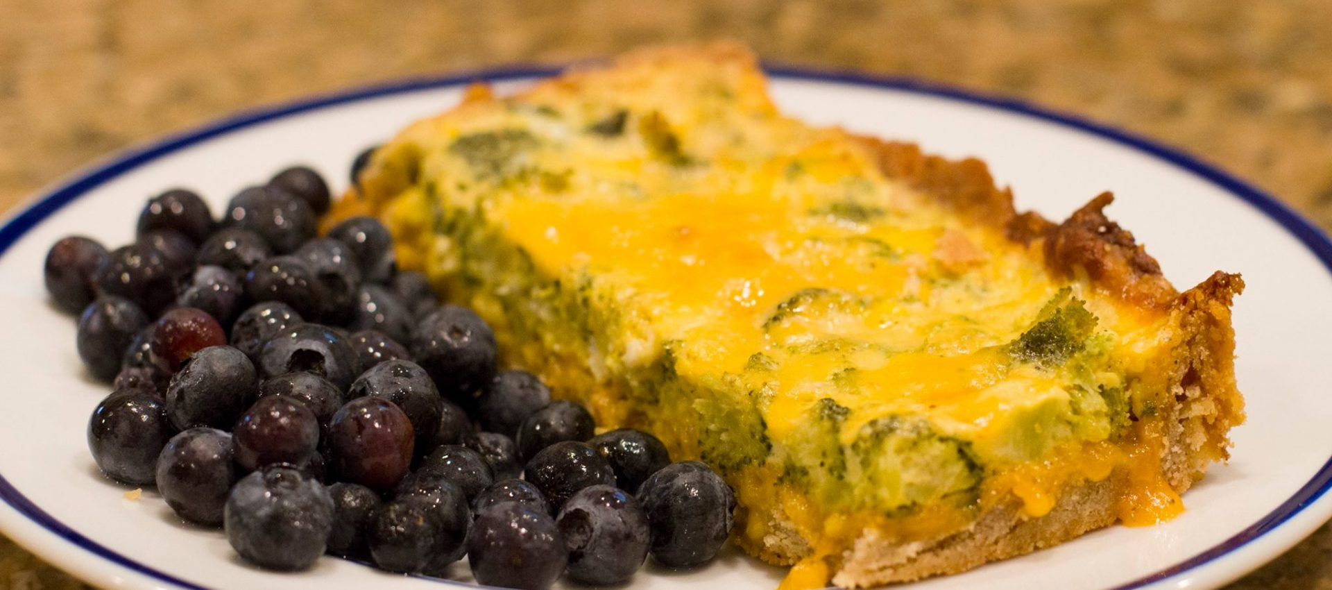 Healthy Breakfast Quiche