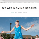Thank you We are Moving Stories for the Interview!