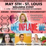"May 5th ""Un-Inflame Me Wellness Event @ Silver Linings!"
