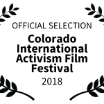 Official Selection — Colorado International Activism Film Festival