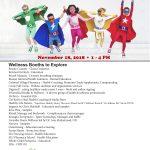 Superhero Family Health Event — THIS Sunday!